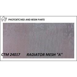 """CTM 24017 Ratiator mesh """" A"""