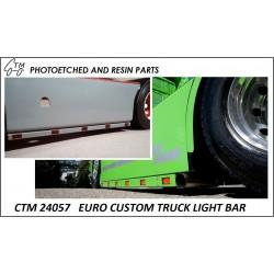 CTM 24057 Euro custom truck lightbar