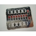 CTM 24100 US marker lights - red