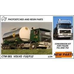 CTM 001 Volvo F12