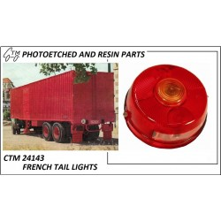 CTM 24143 French tail lights