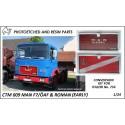 CTM 009 MAN F7-ÖAF, ROMAN (early)