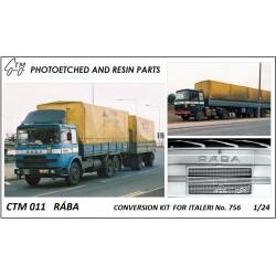 CTM 011 RÁBA - MAN