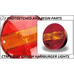 CTM 24160 Danish hamburger lights