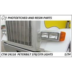 CTM 24116 Peterbilt 378, 379 lights