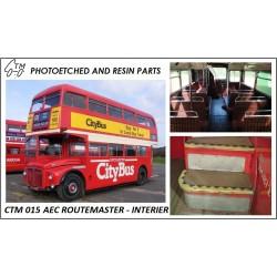 CTM 015 AEC Routemaster (Interior)