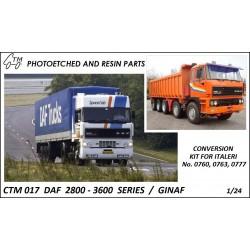CTM 017 DAF 2800 – 3600 SERIES / GINAF