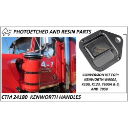 CTM 24180 Kenworth handles