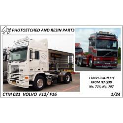 CTM 021 VOLVO F10/F12/F16 DETAIL SET