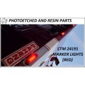 CTM 24190 Marker lights (red)