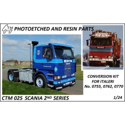 CTM 025 SCANIA 2nd SERIES