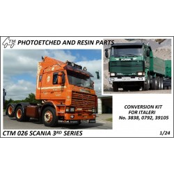 CTM 026 SCANIA 3rd SERIES