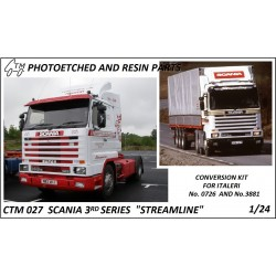 CTM 027 SCANIA 3rd SERIES STREAMLINE