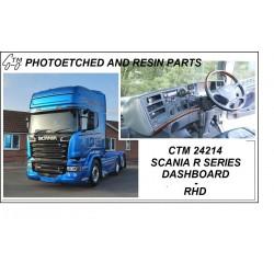 CTM 24214 Scania R series RHD dashboard
