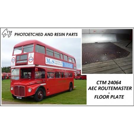 CTM 24064 AEC ROUTEMASTER – floor plate