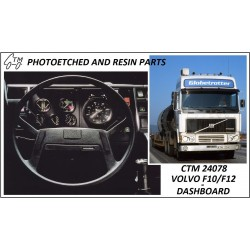 CTM 24078 VOLVO F10/F12 dashboard