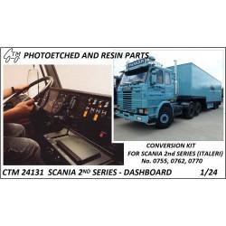 CTM 24131 Scania 2nd series dashboard