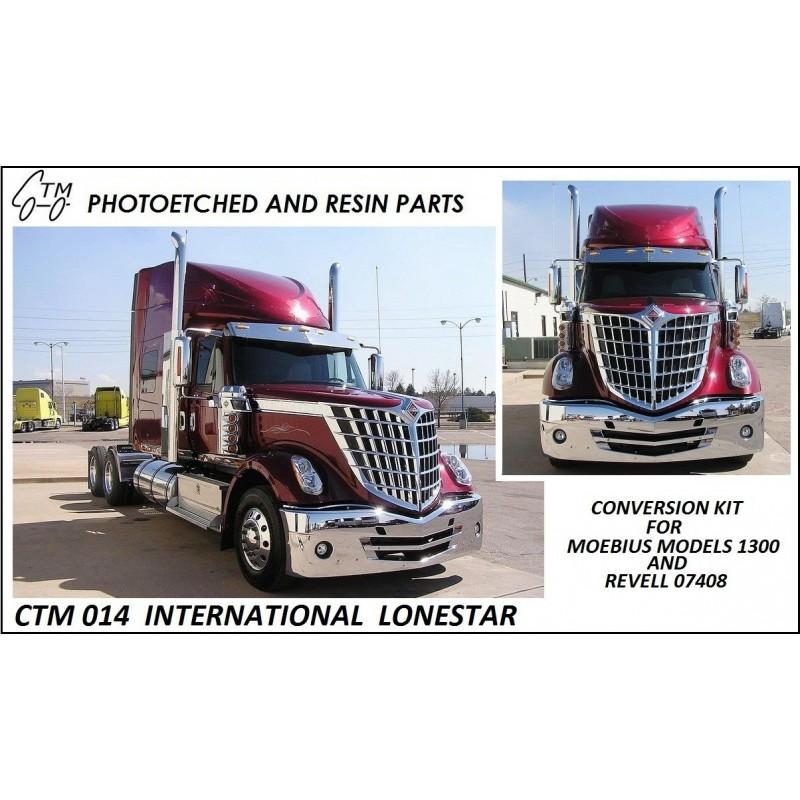 CTM 014 International Lonestar