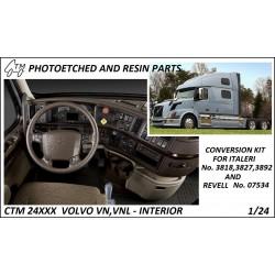 CTM 24113 Volvo VN, VNL - accessories