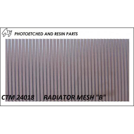 "CTM 24018 Radiator mesh "" B """