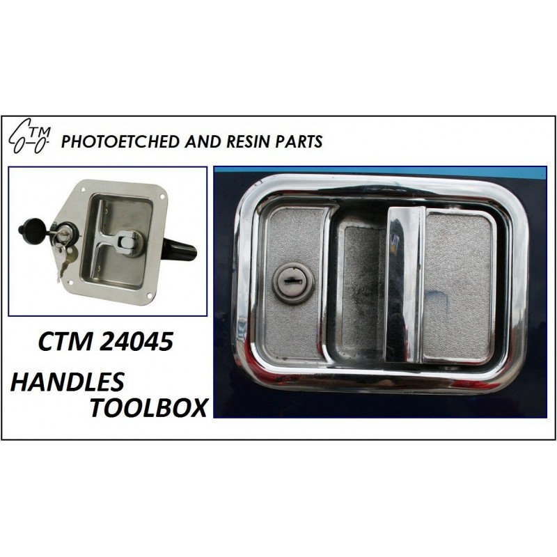 CTM 24045 Tool boxes