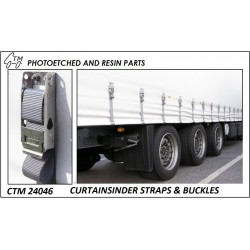 CTM 24046 Curtainsides straps and buckles