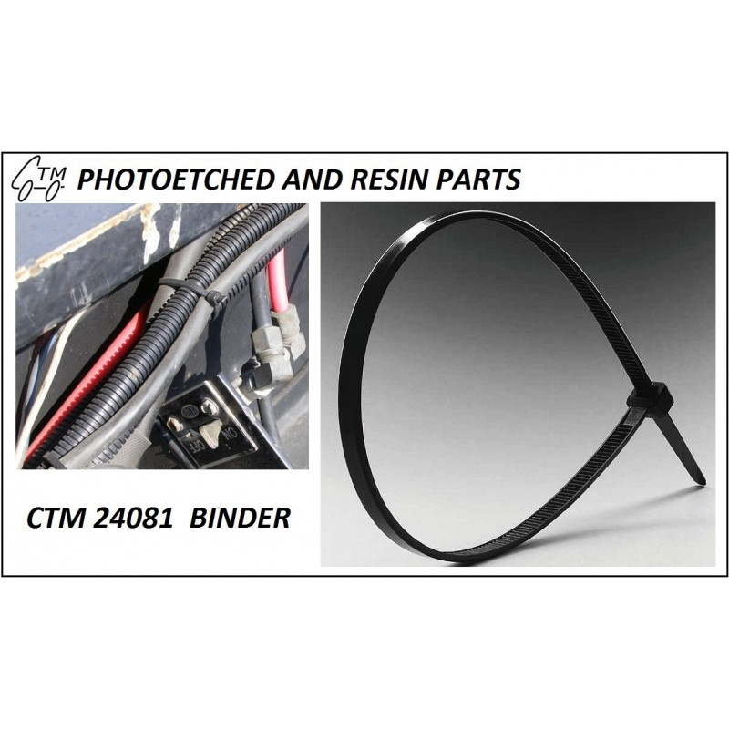 CTM 24081 Cable binders
