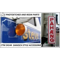 CTM 24144 Danish style accessories set