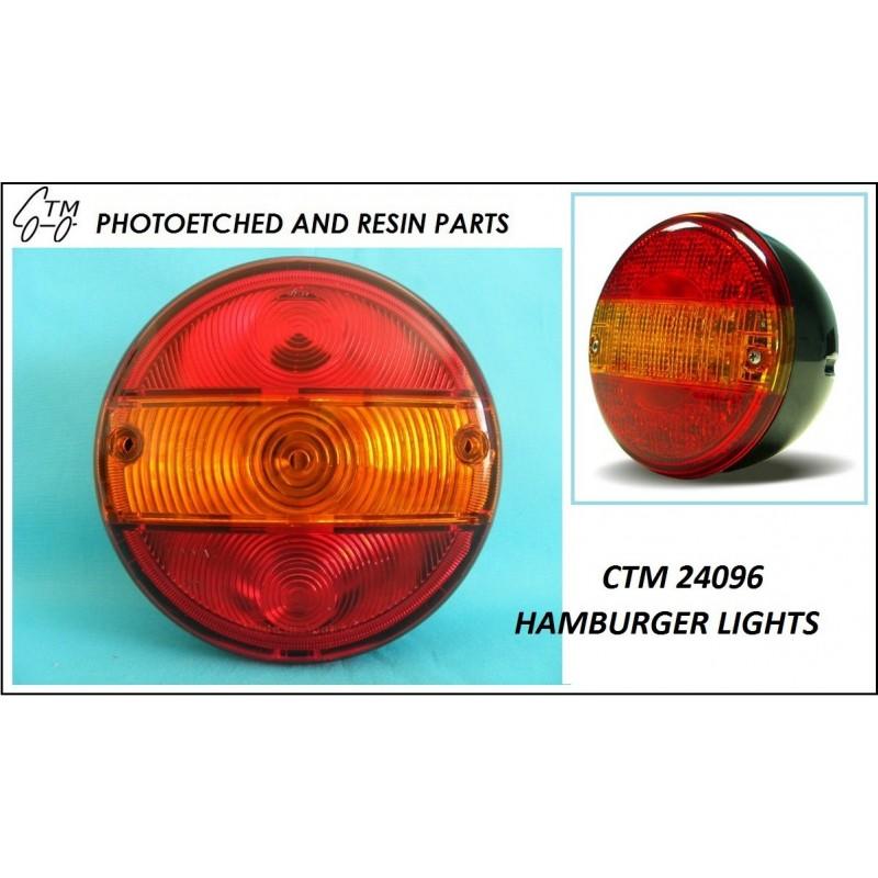 CTM 24096 Hamburger lights
