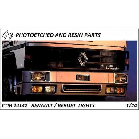 CTM 24142 Renault R/ Berliet lights