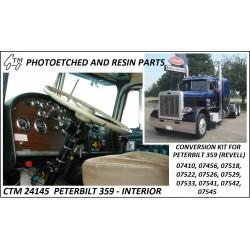 CTM 24145 Peterbilt 359 - interior
