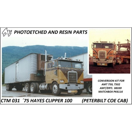 CTM 031 Hayes Clipper