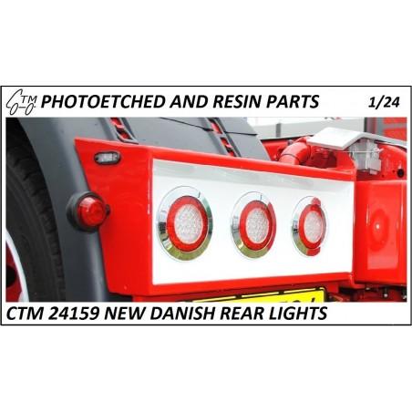 CTM 24159 Danish rear lights