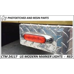 CTM 24111  US modern marker lights (orange)