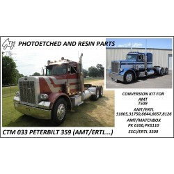CTM 033 Peterbilt 359 (AMT)