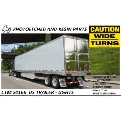 CTM 24166 US TRAILER LIGHTS