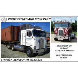 CTM 036 Kenworth K100 (Revell)