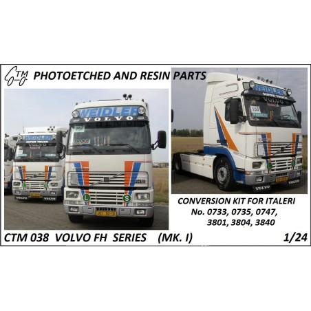 CTM 038 Volvo FH Mk.I PRE-ORDER