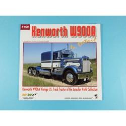 Kenworth W900 Walkaround & In detail