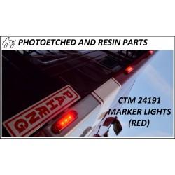 CTM 24190 Marker lights (red)