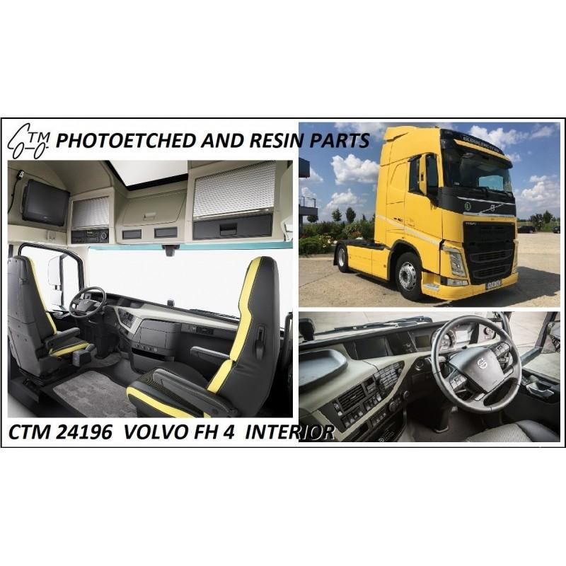 CTM 24198  Volvo FH 4 interior COMMING SOON