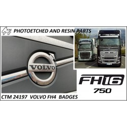 CTM 24197  Volvo FH 4 badges COMMING SOON