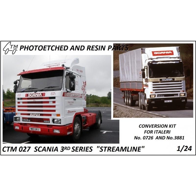 CTM 027 SCANIA 3rd SERIES STREAMLINE