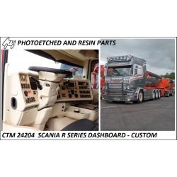 CTM 24204 Scania R series dashboard custom