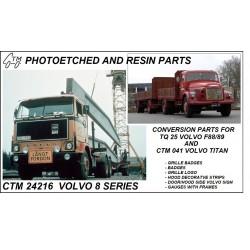 CTM 24216 Volvo 8 series