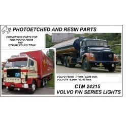CTM 24215 Volvo F88-F89-N series lights
