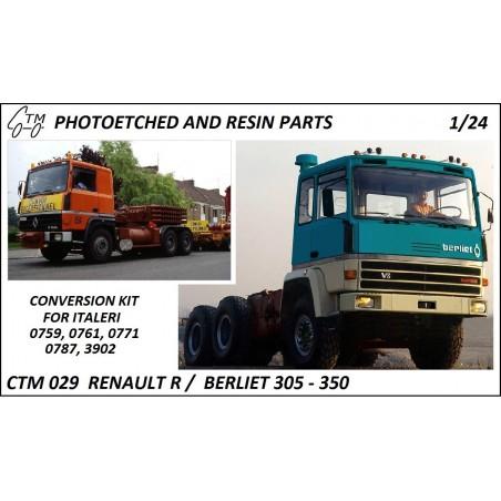 CTM 029 Renault R/ Berliet 305/350 detail set