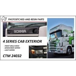 CTM 24032 4 SERIES CAB EXTERIOR