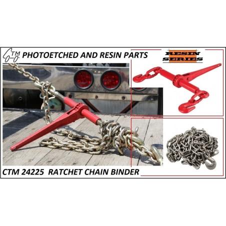 CTM 24225 Ratchet chain binder
