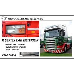 CTM 24036 Scania R series cab exterior
